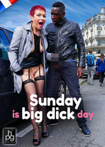 Sunday is big dick day