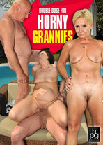 Double dose for horny grannies