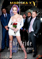 The bride always wants more
