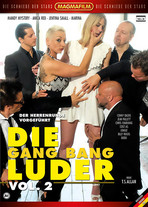 Die Gangbangluder Vol. 2