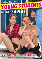 Young students looking for a flat