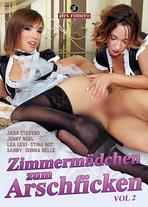 Zimmermädchen zum Arschficken Vol.2