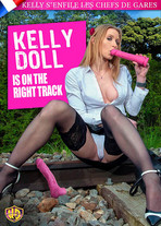 Kelly Doll is on the right track