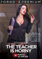 Lesson of the day : the teacher is horny