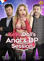 Kelly Doll's anal and DP session