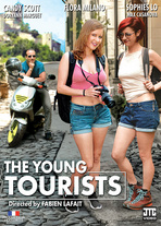 The young tourists