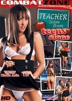 Lehrer lasst die Teenies in Ruhe