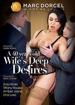A 40 years old wife's deep desires
