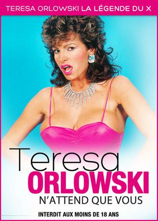 Teresa Orlowski n'attend que vous