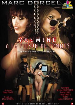 Yasmine behind bars