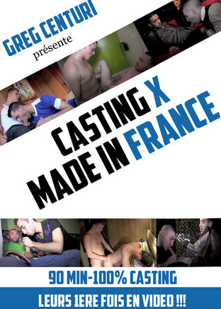 Casting X Made in France