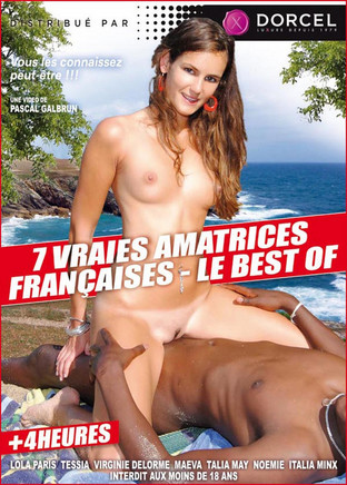 7 real French amateurs, the best of
