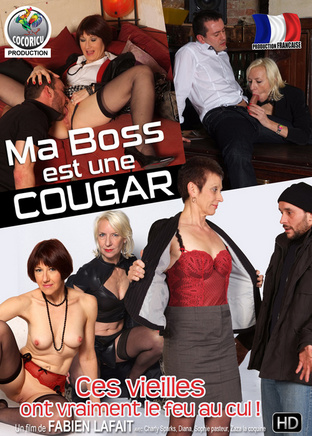 My Boss is a Cougar