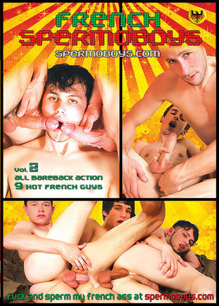 French Spermoboys #2