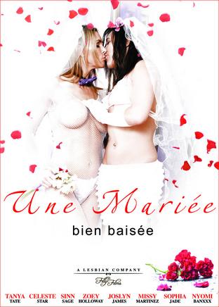 Une mariée bien baisée