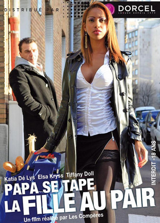 Papa se tape la fille au pair