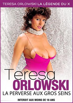 Teresa Orlowski : la perverse aux gros seins