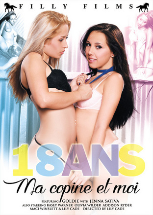 18, my girlfriend and me /// teen lesbian fantasies