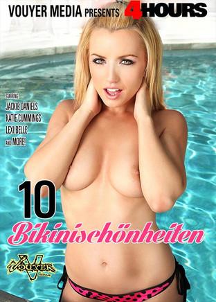 10 Bikinischönheiten