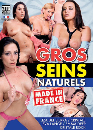 Big Natural Tits made in France