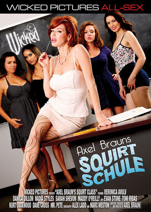 Axel Braun's Squirt Schule