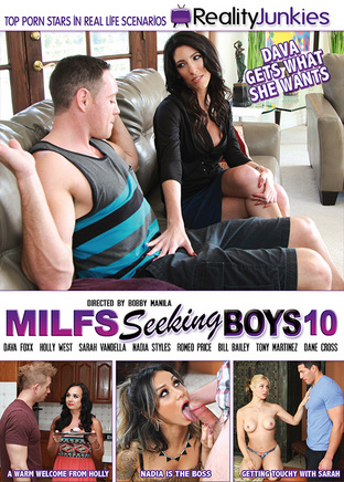 MILFS seeking boys #10