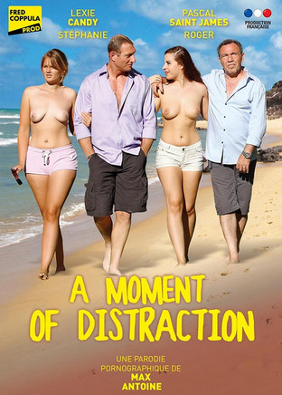 A moment of distraction