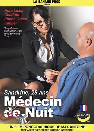 Sandrine, 28, night doctor