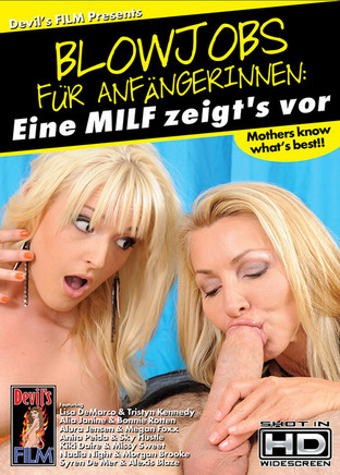 Blowjob for beginners : guided by a MILF /// Mothers Teaching Daughters How To Suck Cock 12