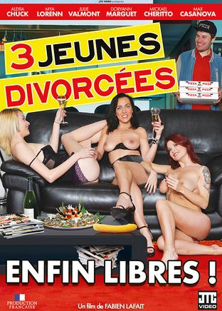 3 jeunes divorcées