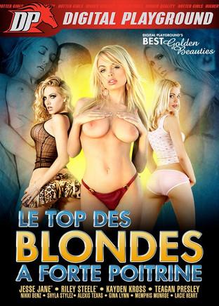 Le top des Blondes à forte poitrine