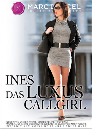 Inès, das luxus callgirl