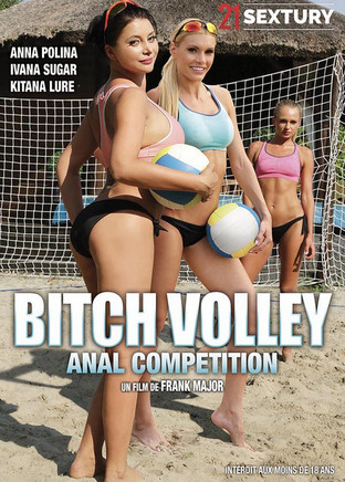 Bitch volley, anal competition