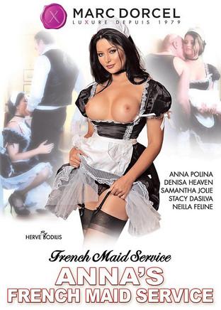 Anna Polina : French Maid Service