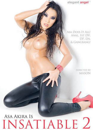 Asa Akira is Insatiable #2