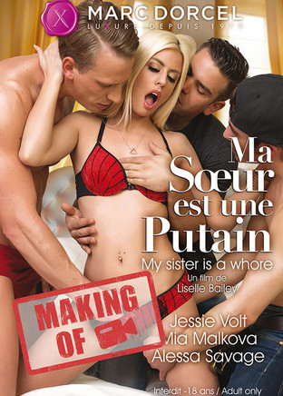 Making of - My sister is a whore