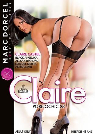 Pornochic 23 - Claire Castel
