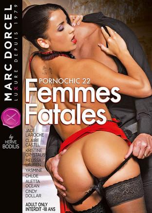 Pornochic 22 - Femmes Fatales