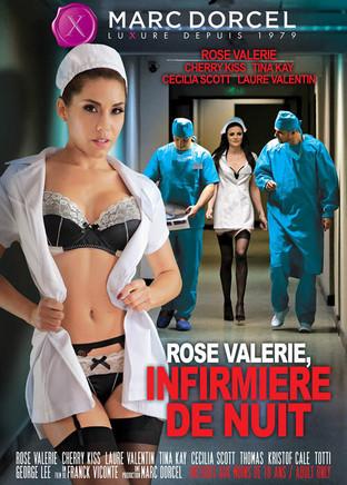 Rose Valérie, infirmière de nuit