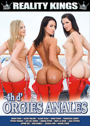 4h d'orgies anales