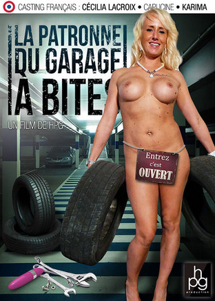 The boss from the dick garage