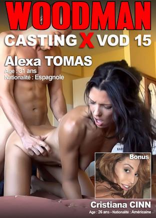 Woodman Casting Alexa Tomas