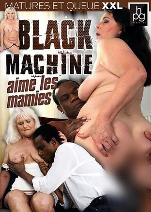 Black machine aime les mamies