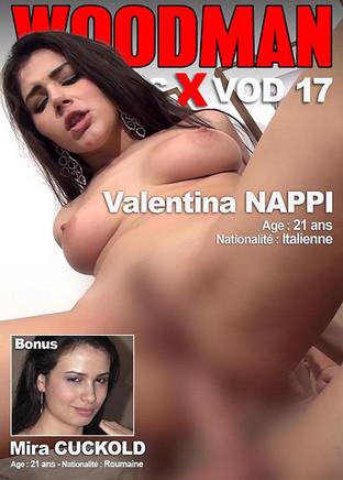 Woodman Casting X : Valentina Nappi et Mira Cuckold