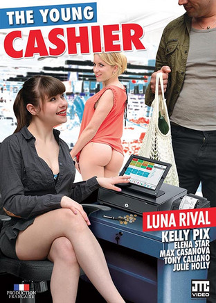 The young cashier