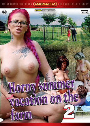 Horny summer vacation on the farm 2