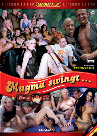 Magma Swings in Paerchen Club and Hotel Schiedel