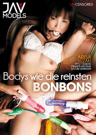 Bodys wie die reinsten Bonbons