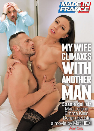 My wife climaxes with another man