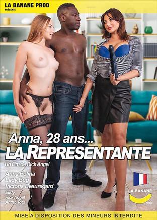 Anna, 28 ans, la représentante